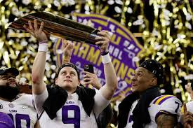 Why LSU is the Greatest College Football Team of All Time!