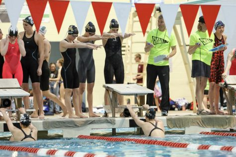 2020 Girls Swim and Dive State Championship Update