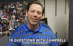 Teacher Tuesdays Episode 11 – Mr. Campbell