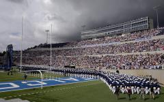 Colorado Avalanche To Play At Falcon Stadium