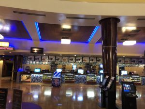 The lobby at Regal Southglenn