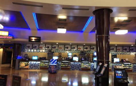 The lobby at Regal Southglenn
