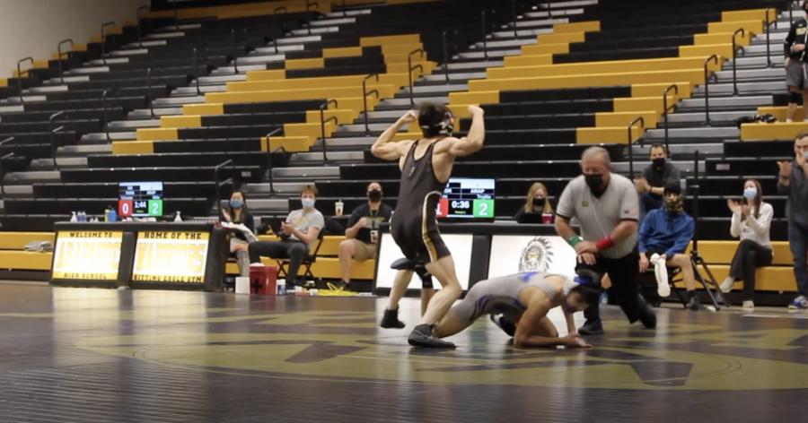 Warrior Wrestling vs Thornton Hype Video 2-6-2021