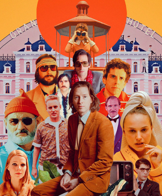 Wes Anderson: A Directorial Analysis